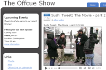 Sushi Tweet: The Movie